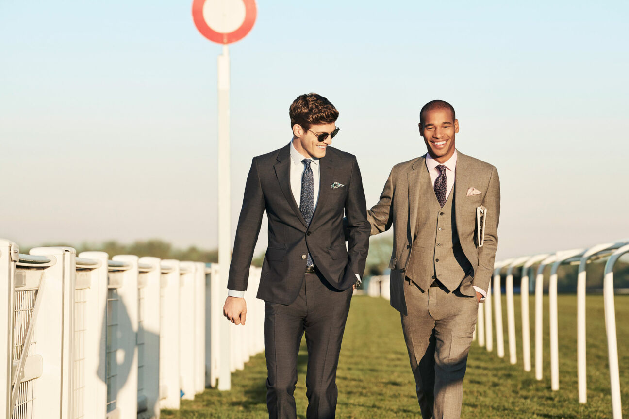 T.M. Lewin and Royal Ascot collaborate on occasion wear collection