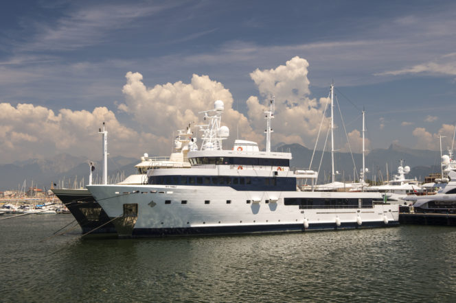 Here are the surprising ways the superyacht industry is keeping sustainability afloat