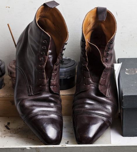 Here's how Crockett & Jones give your shoes a new lease of life