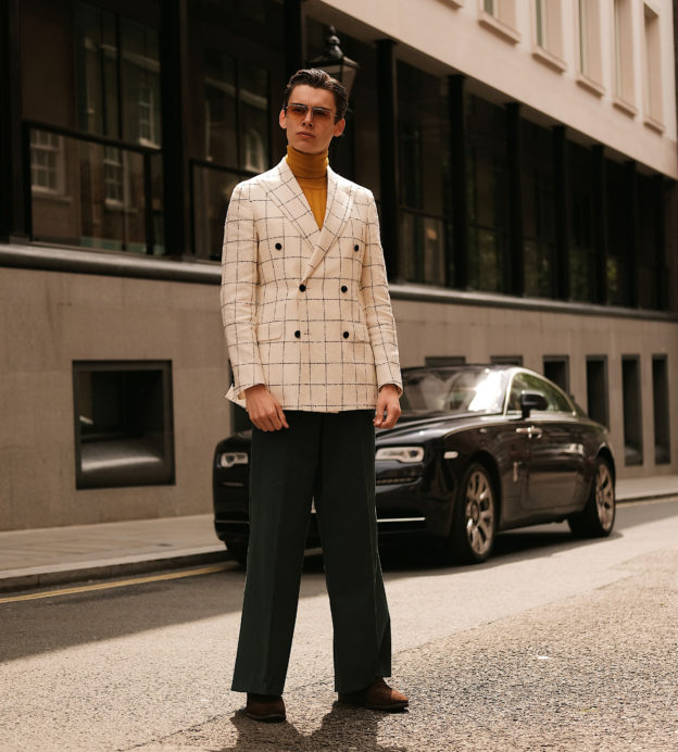 These are the best summer tailoring brands, according to Mathias le Fèvre