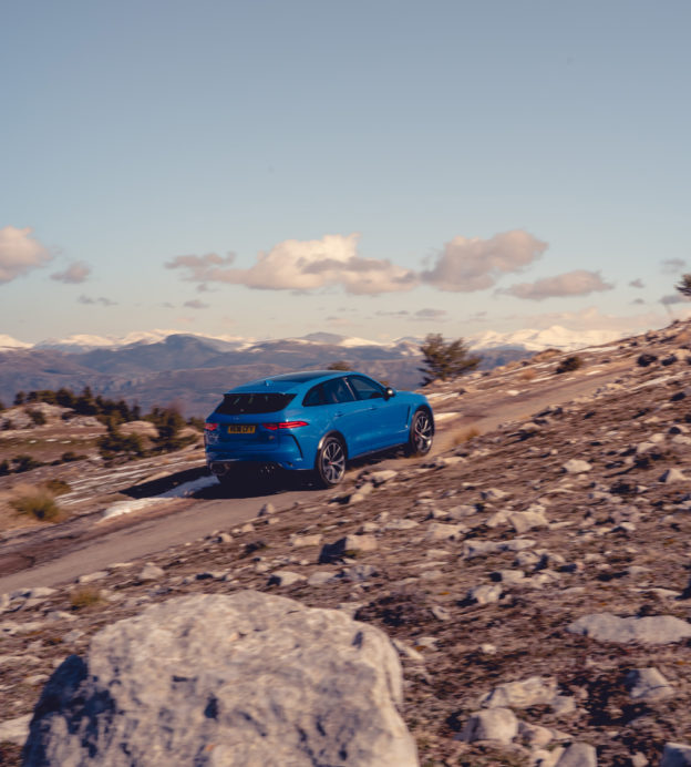 Jaguar's new F-Pace SVR was worth the wait