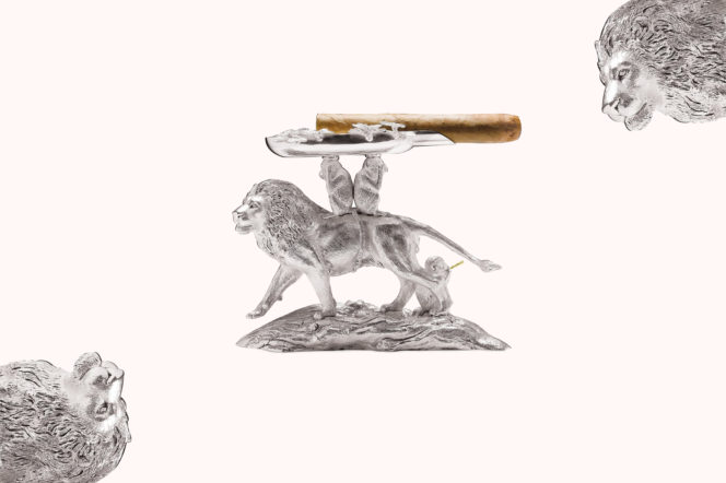 Editor's Picks: Patrick Mavros Ashtray, Aston Martin supercar and Omega Seamaster