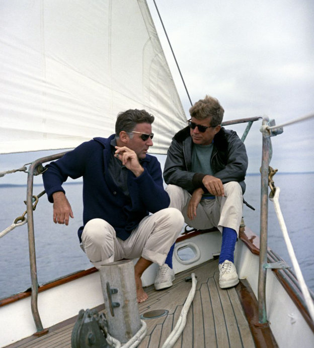 The JFK guide to dressing for summer