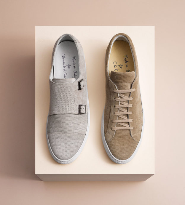 clements and church trainers