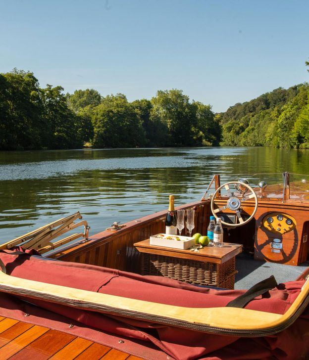 cliveden house boats