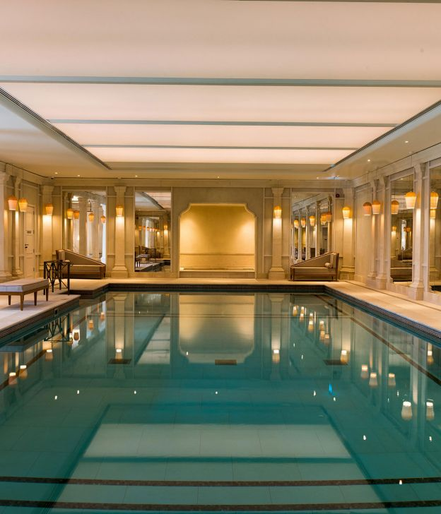 cliveden house pool