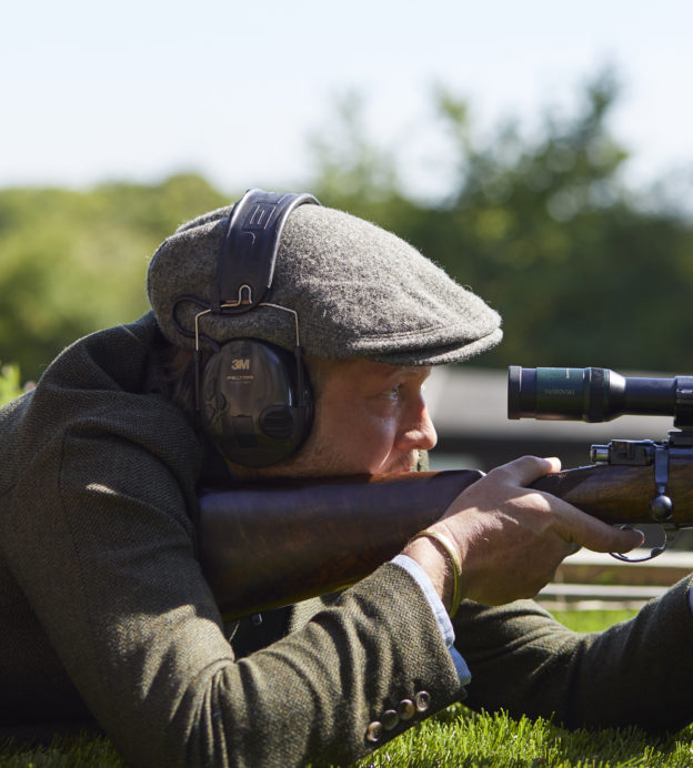 Set your sights on the Holland & Holland Shooting Grounds