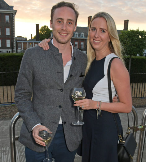 Alex-Coleridge-and-Daisy-Bell-at-The-Gentleman's-Journal-Summer-Party-at-Masterpiece-London