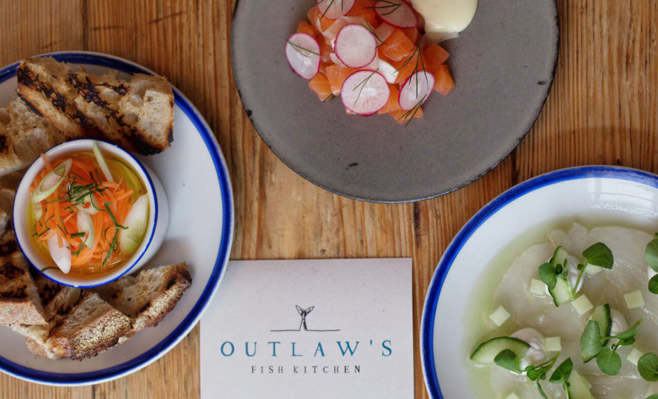 Outlaw's Fish Kitchen, Port Isaac