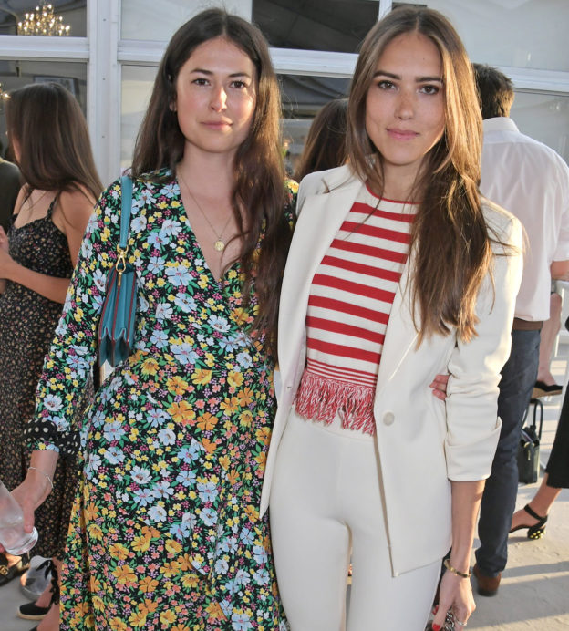 Lily-Worcester-and-Natalie-Salmon-at-The-Gentlemans-Journal-Summer-Party-at-Masterpiece-London