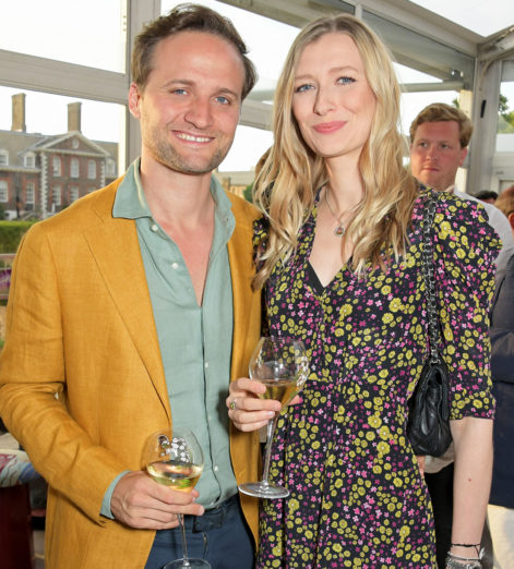 Luca-Faloni-and-guest-at-The-Gentlemans-Journal-Summer-Party-at-Masterpiece-London