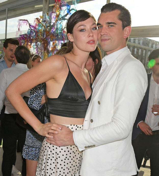 Martine-Lervik-and-James-D-Kelly-at-The-Gentlemans-Journal-Summer-Party-at-Masterpiece-London