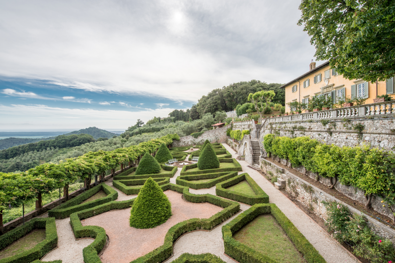 This incredible Tuscan villa could be your new Italian hideaway