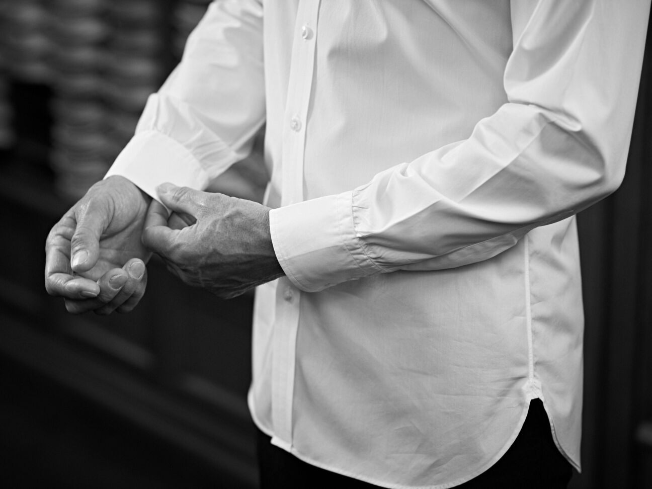 A guide to buying the perfect white shirt