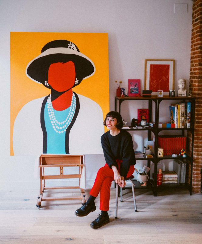 """I seek to find harmony through colour"": Artist Coco Dávez on the joyfulness of art"