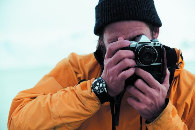 Explorer David de Rothschild wants you to live curiously