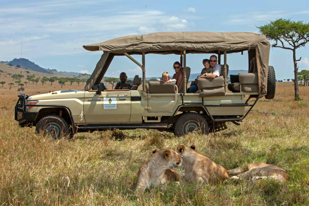 family-safari