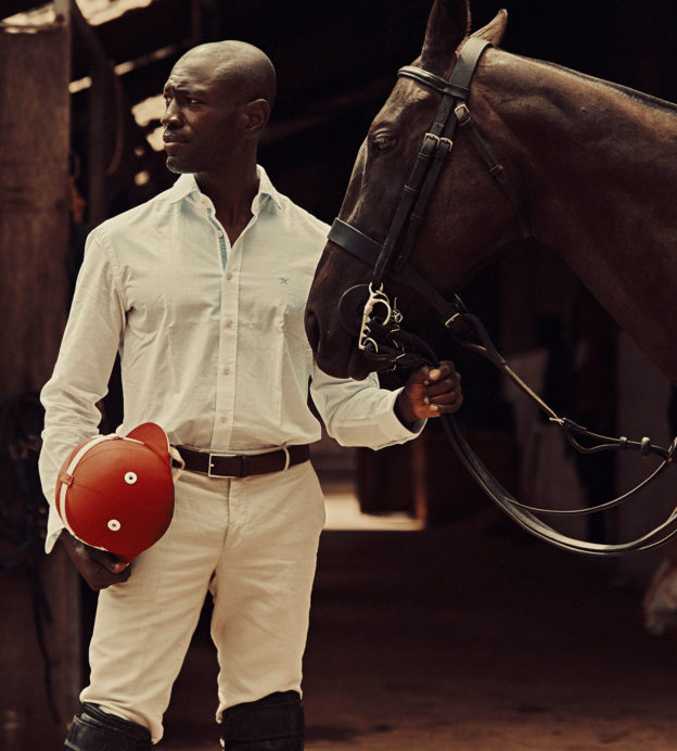 Floris' Private Collection comes to life on the polo field