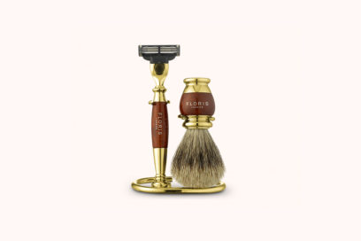 floris shaving set