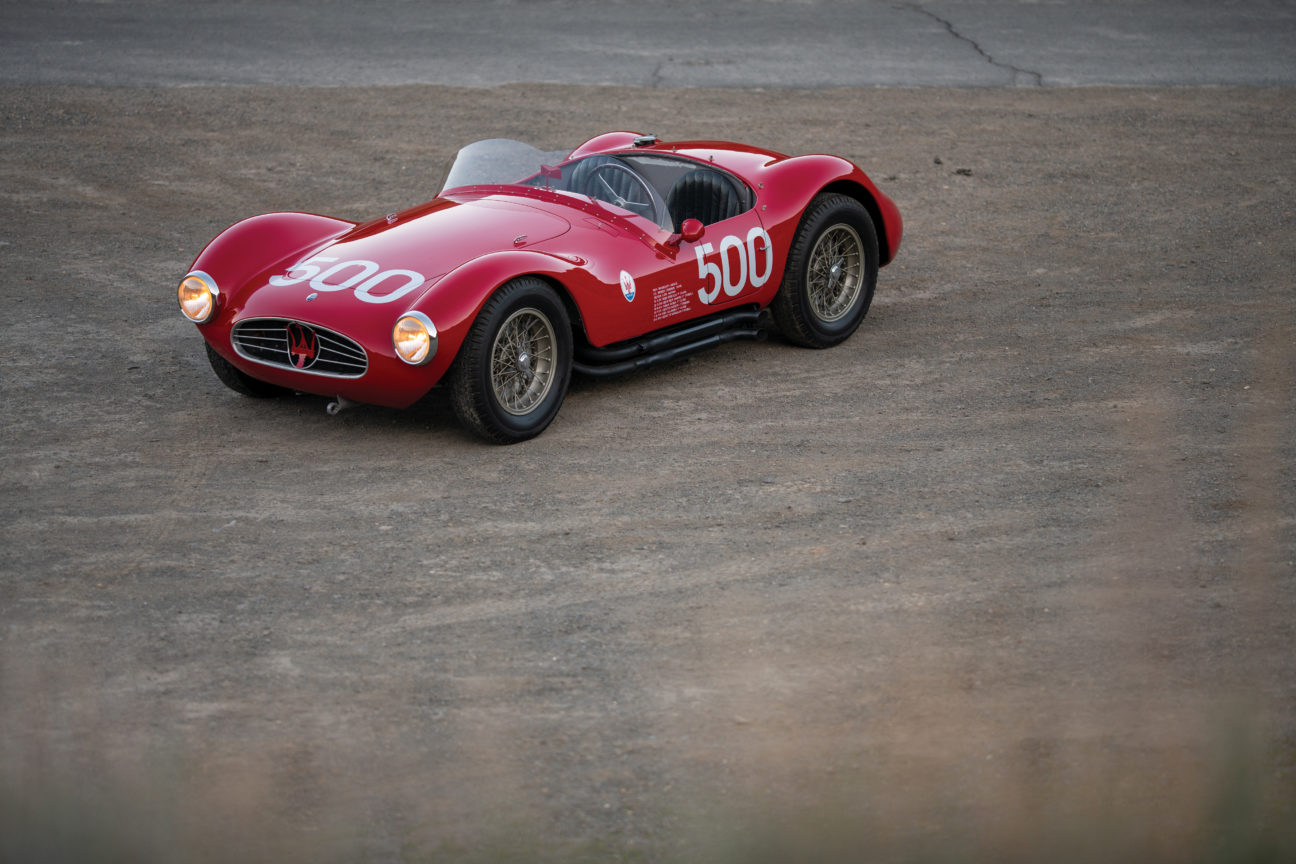 This is the Maserati that changed motorsport forever