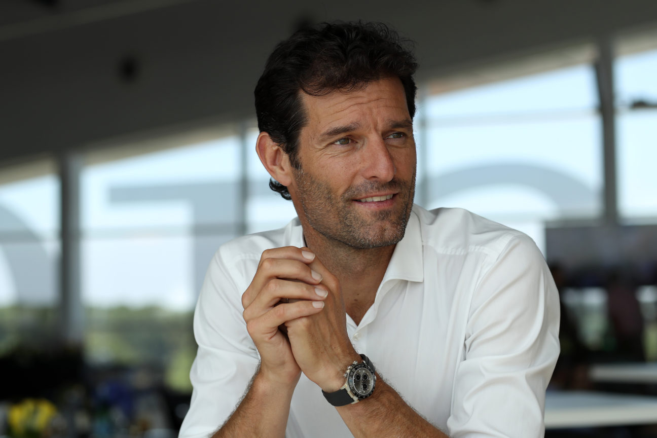 Mark Webber talks Formula 1, Australia and his prized Rolex GMT