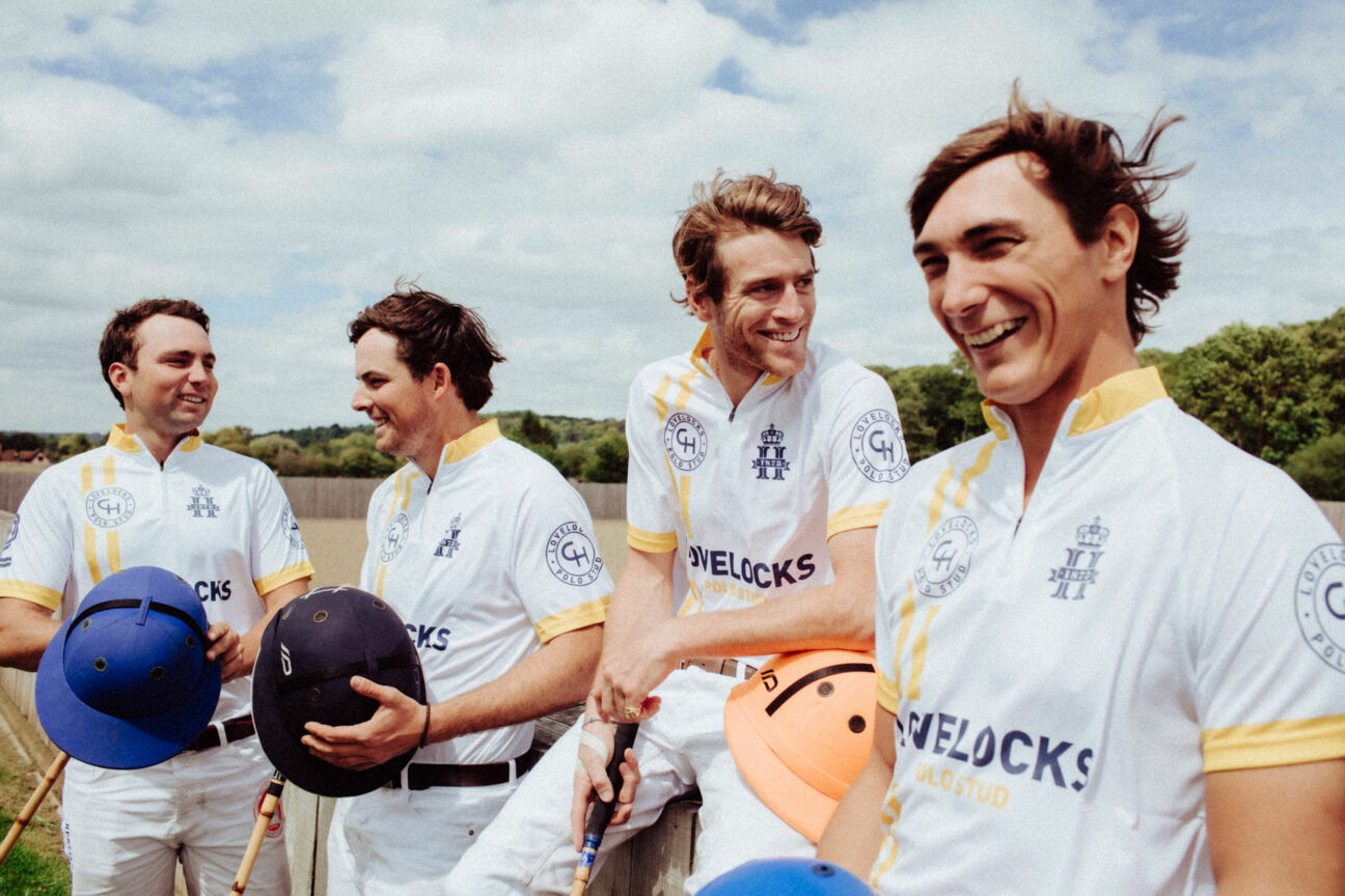 lovelocks polo team