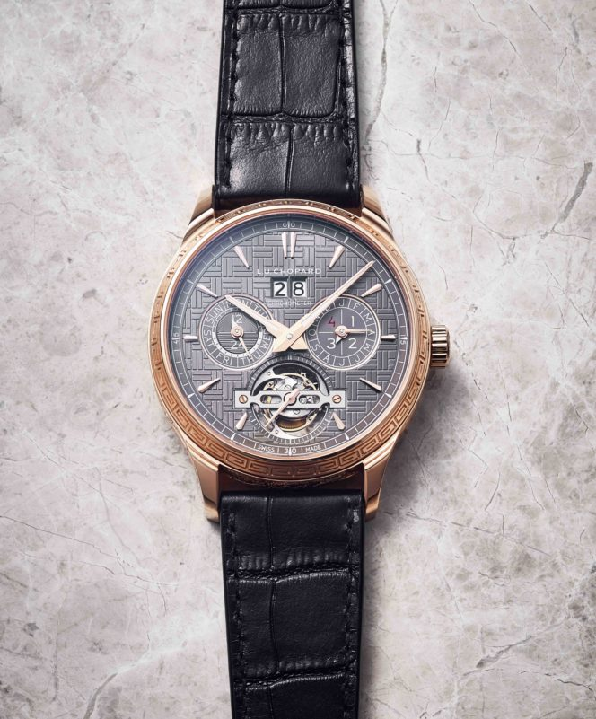 chopard luc watch