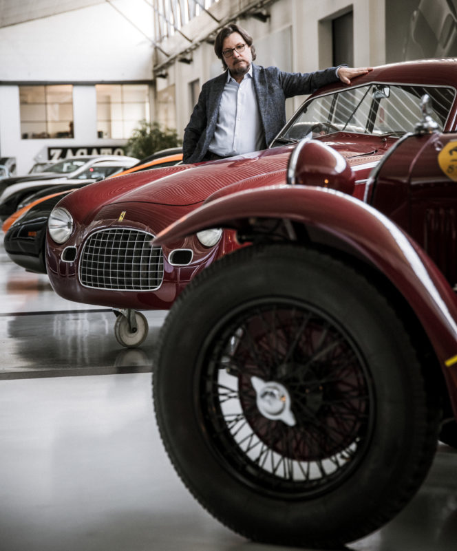 Andrea Zagato reveals the secrets of the famed Italian coachbuilder
