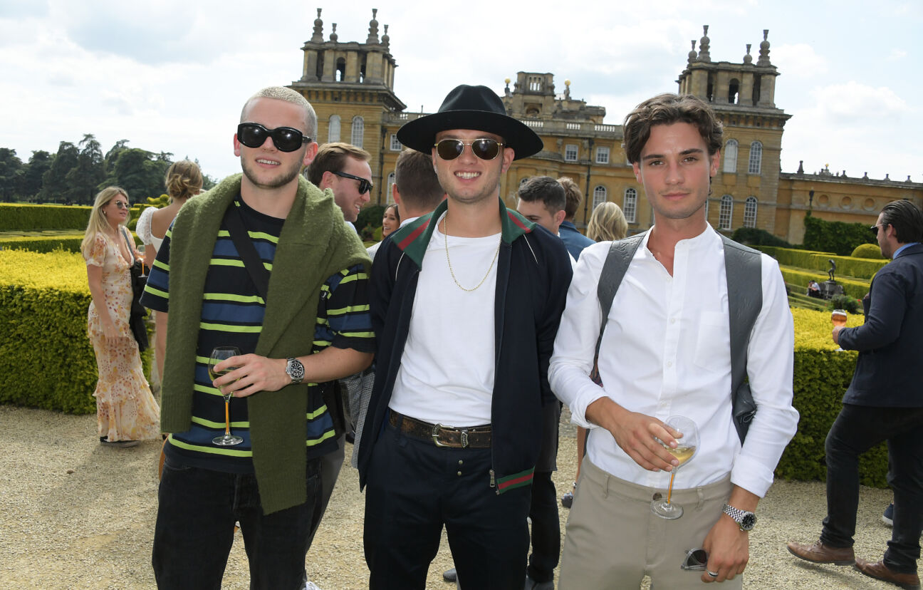 The Diary: The Long Summer Lunch at Blenheim Palace