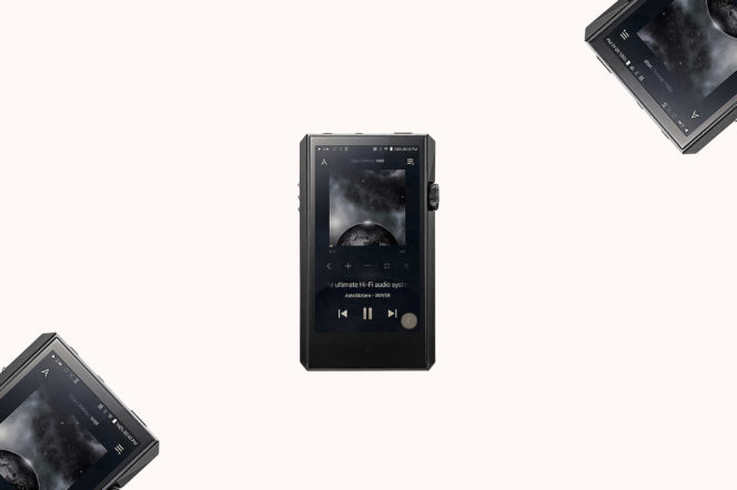 Astell & Kern A&Ultima High-Res Music Player