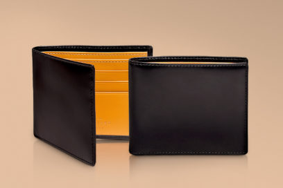 ettinger billfold wallet