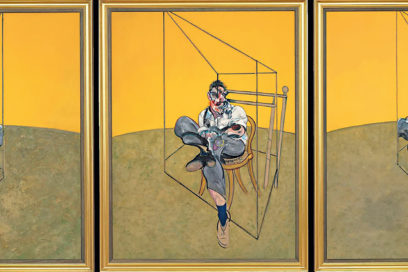 Three-Studies-of-Lucian-Freud-by-Francis-Bacon