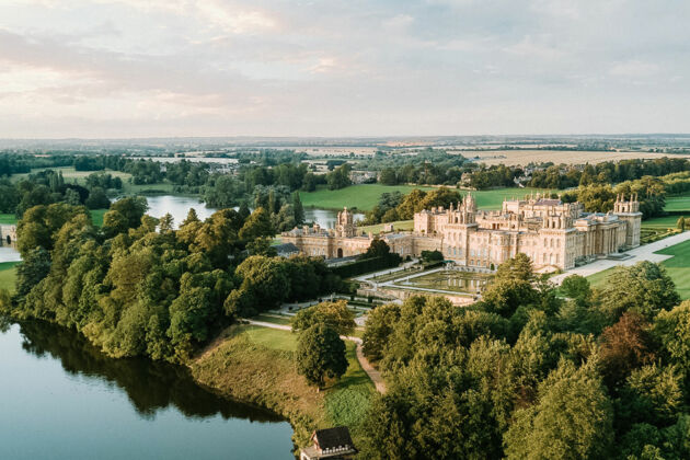 britain's stately homes