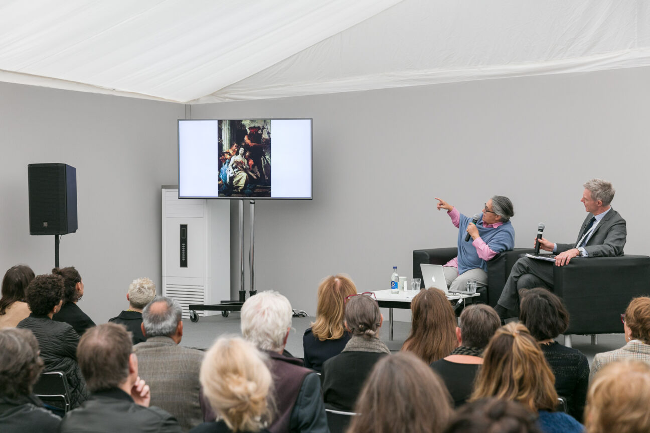 Frieze Masters Talks 2019