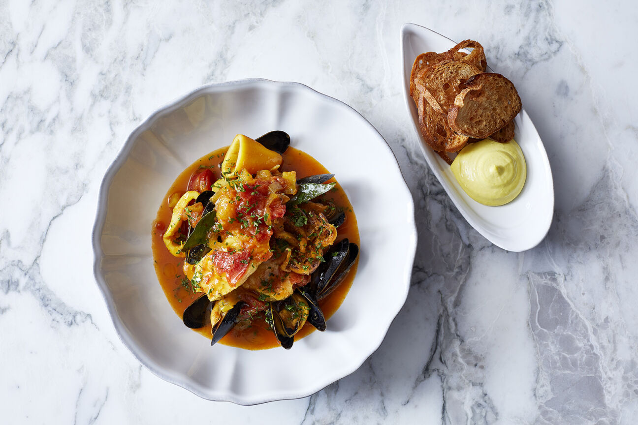 Siren at The Goring: Nathan Outlaw brings a taste of the Cornish Coast to SW1
