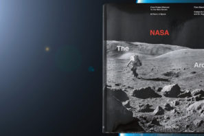NASA coffee table book