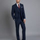 Hawes & Curtis 1913 Collection Italian Suit