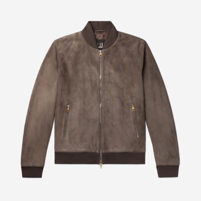 Every man should own a good suede jacket. Here are the best…