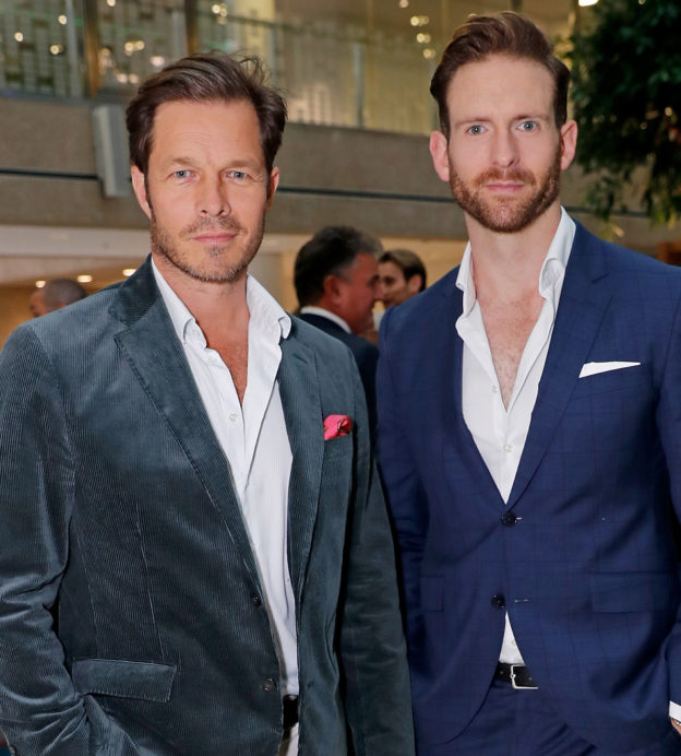 About last night: Coutts and Henry Poole celebrate 200 years of shared history