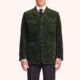 New & Lingwood Stanton Corduroy Safari Jacket