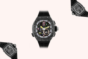 Richard Mille RM 62-01 Tourbillon Vibrating Alarm Airbus Corporate Jets