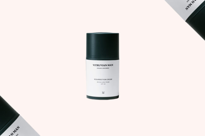 Vitruvian Man Resurrection Cream