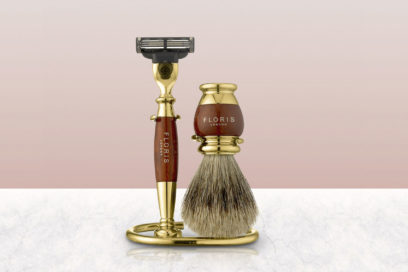 floris london shaving set