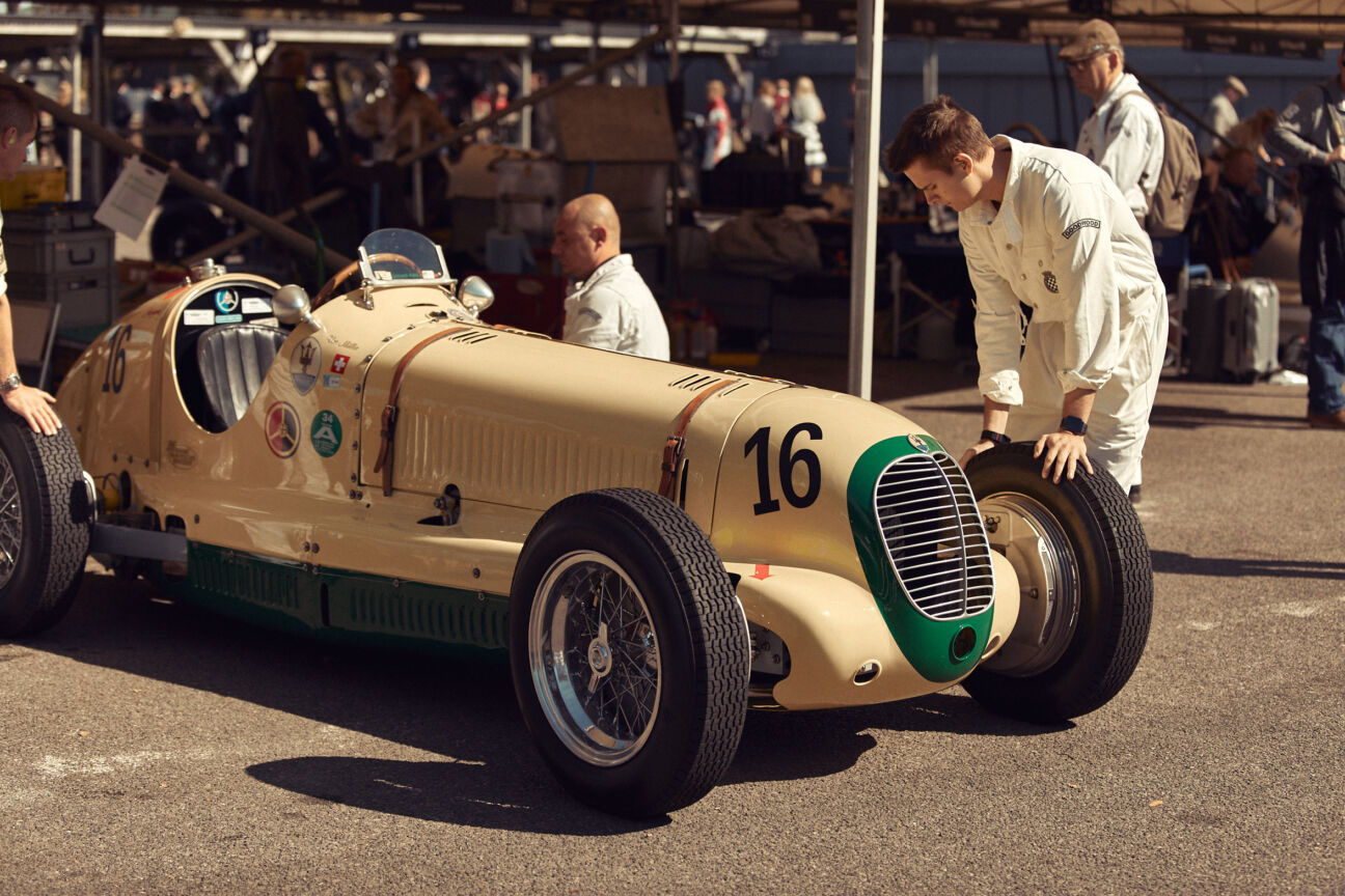 The diary: Gentleman's Journal X Ralph Lauren at the Goodwood Revival