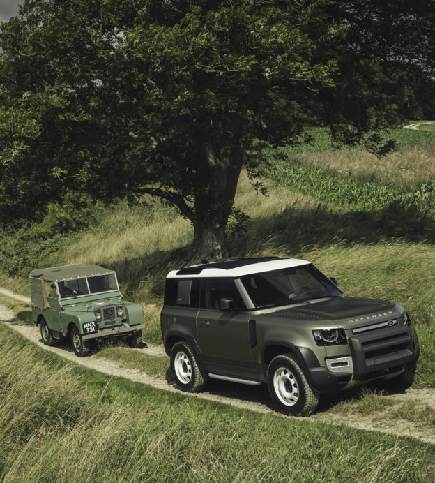 The new Land Rover Defender promises to get you anywhere