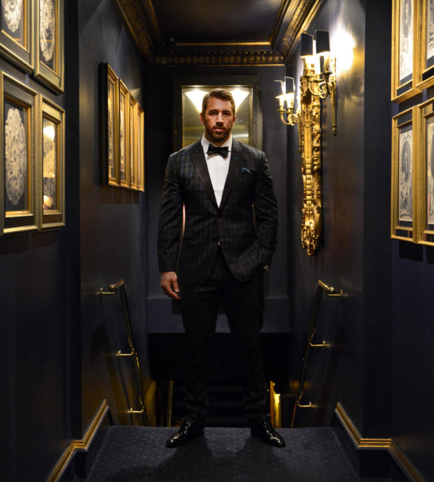 Chris Robshaw remembers the opening night of his Rugby World Cup