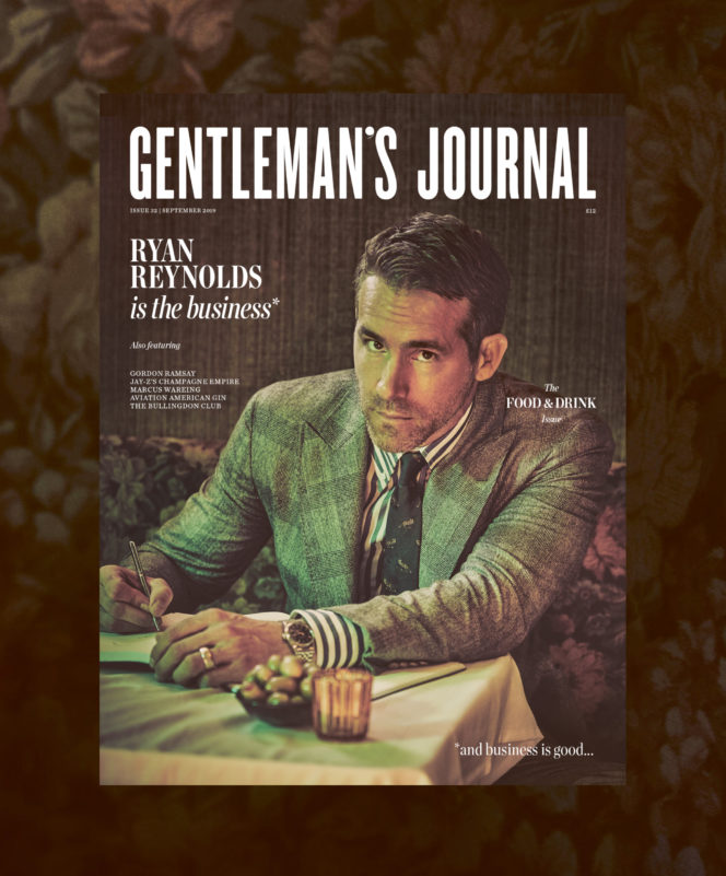 ryan reynolds cover