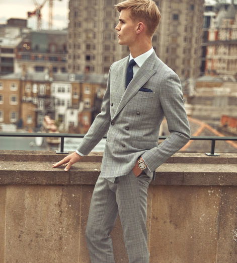 Men of Style: Sam Harwood on style, suits and very dry martinis