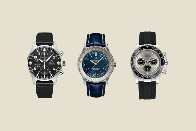 chronometer watches