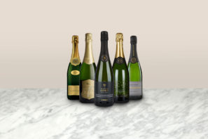 best own-label champagnes